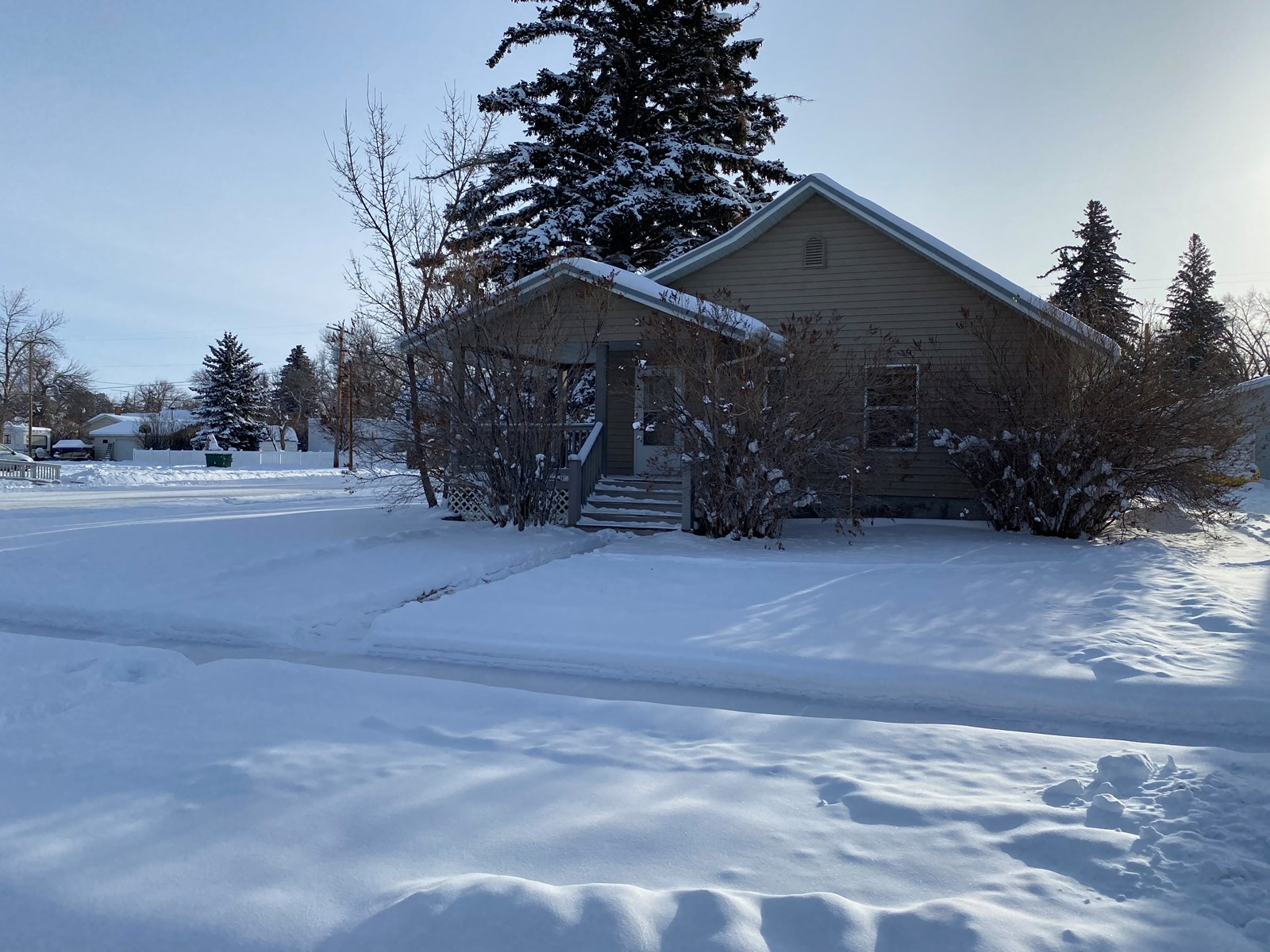 Home for Sale in Conrad, MT