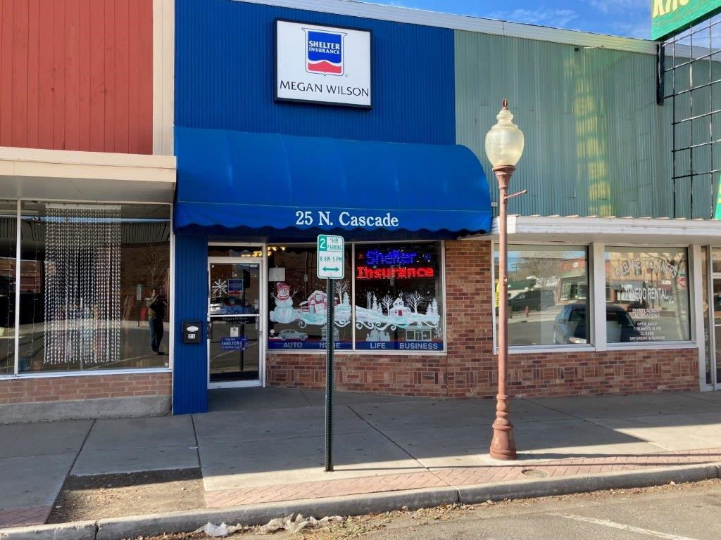 Nicely Sized Building For Sale, Montrose, Colorado