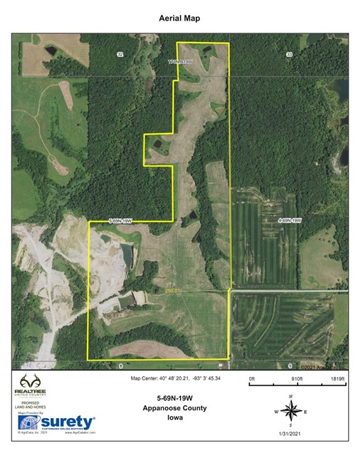 Hunting, Farming, Investment Property, Future Private Lake