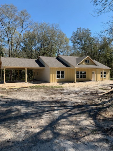 BRAND NEW CUSTOM BUILT HOME JUST OUTSIDE OF THE CITY LIMITS!