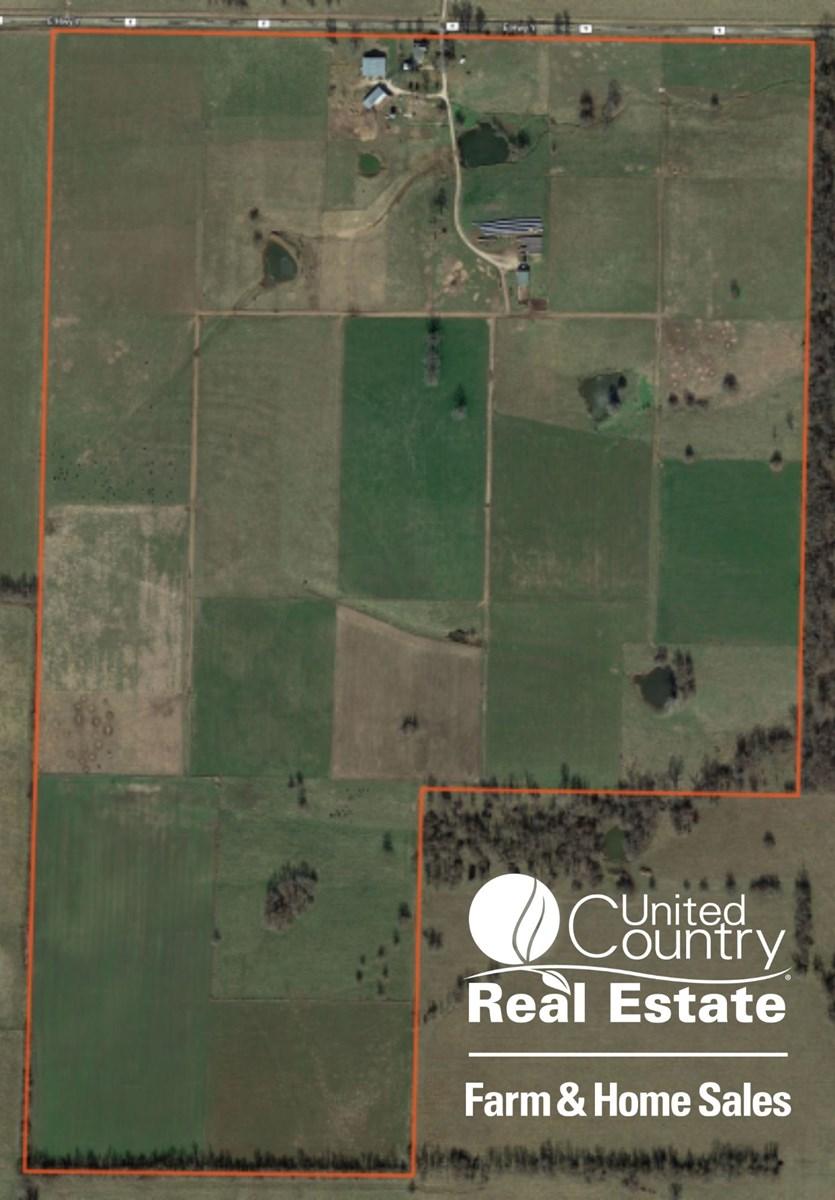 Missouri Cattle Farm For Sale
