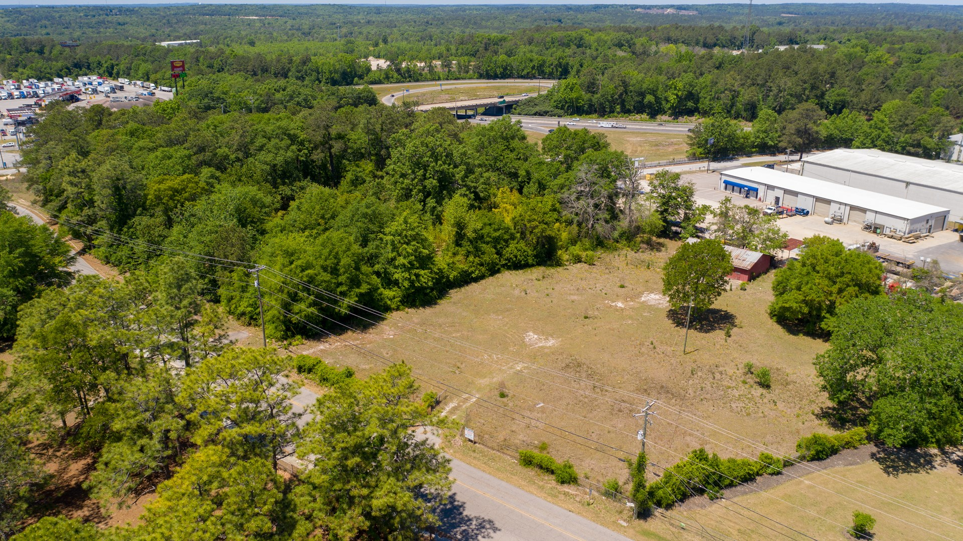 Commercial Lot For Auction in Downtown Columbia SC