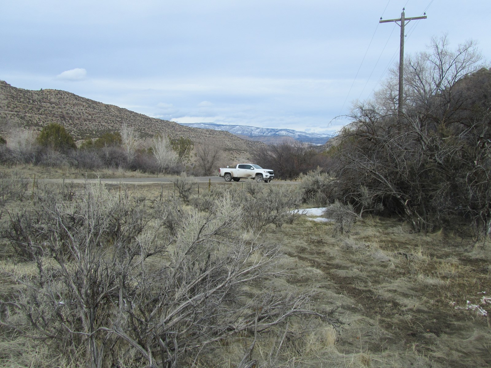 Affordable Vacant Building Lot in Western Colorado