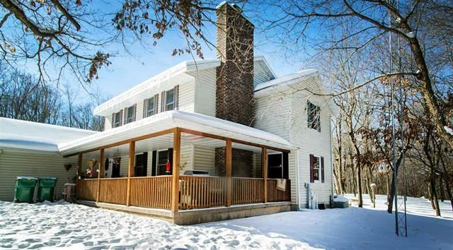 Country Home For Sale In Waupaca County