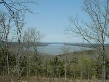 Lots Overlooking Bull Shoals Lake Arkansas