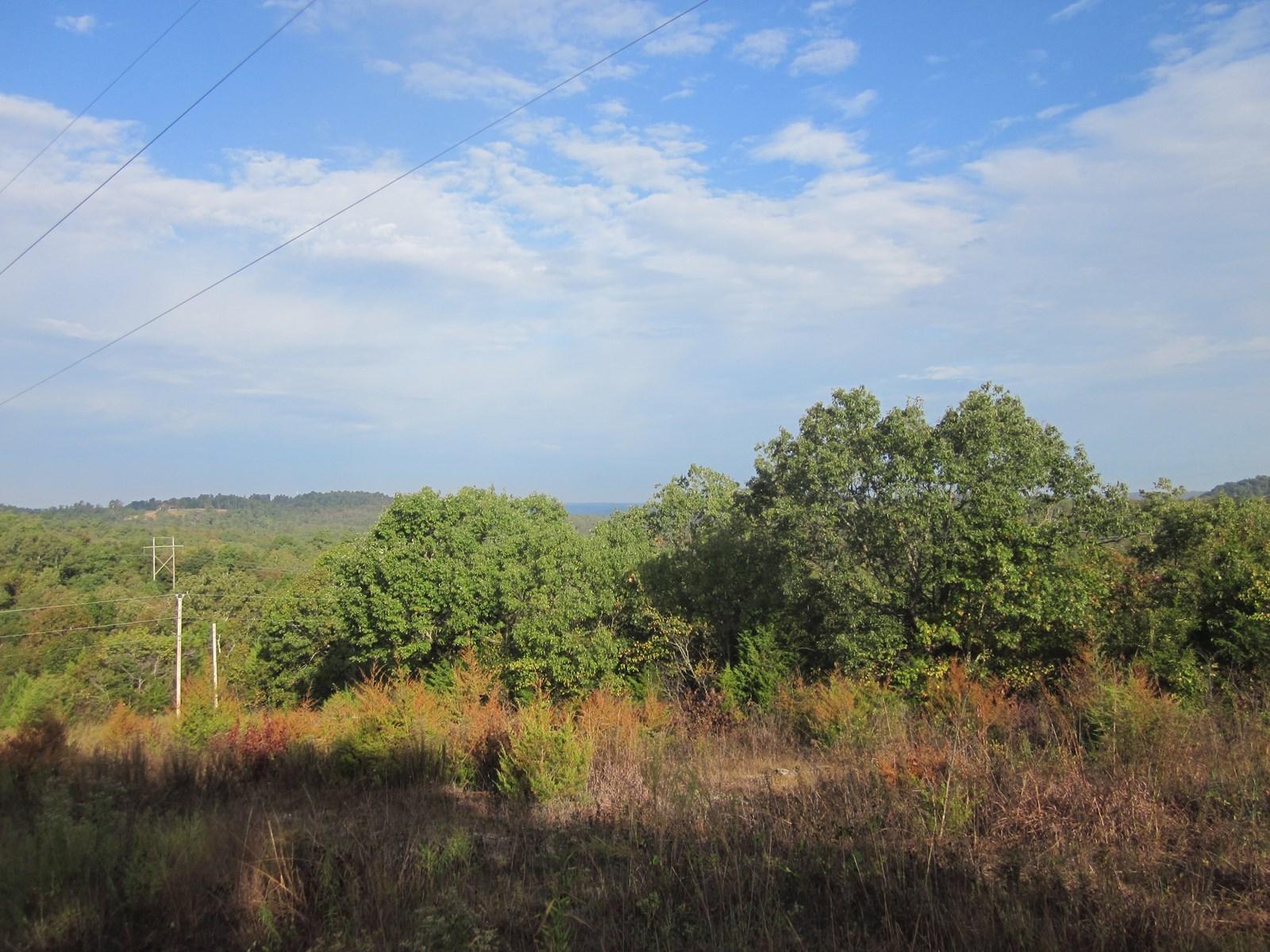 Hunting Land Near Lake Norfork Arkansas