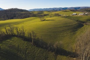 PASTURE LAND FOR SALE IN GILES COUNTY VA