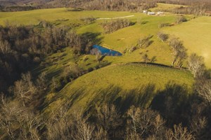 FARM FOR SALE WITH COUNTRY HOME IN PEMBROKE VA