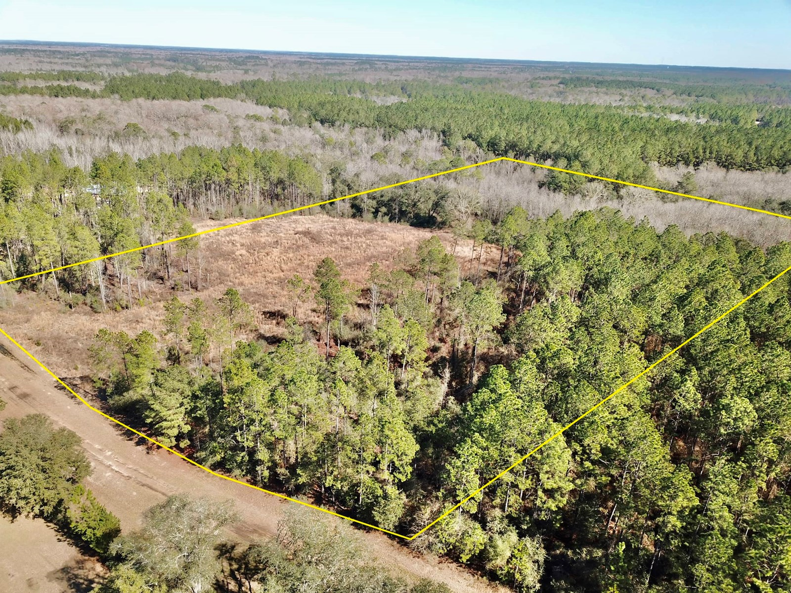 10.27 acres of Land for Sale - Holmes County Florida