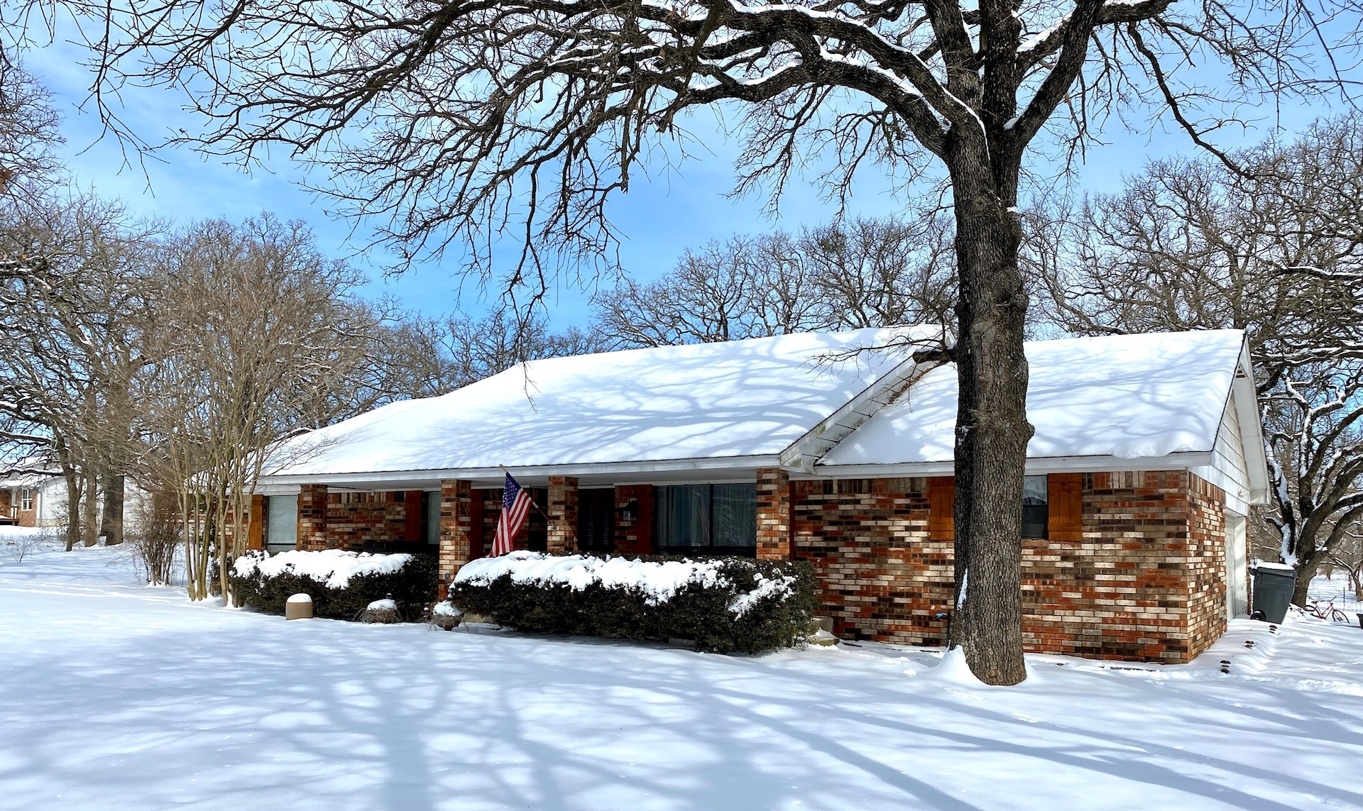 SOUTHERN OKLAHOMA RANCH STYLE HOME ON 5 ACRES-ARDMORE, OK