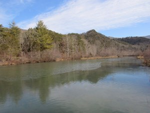 ACREAGE WITH BEAUTIFUL MOUNTAIN VIEWS FOR SALE IN BLAND VA