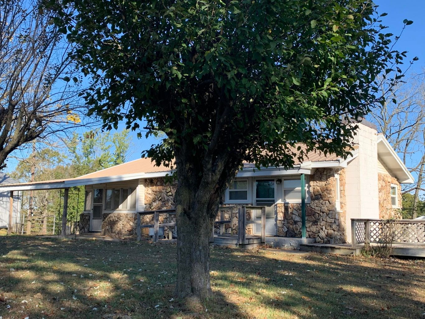 Country Home for Sale in Southern Missouri - Wright County