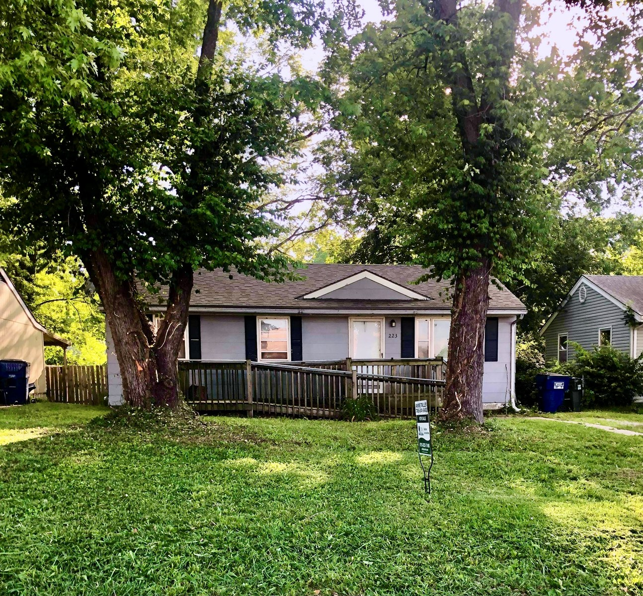 Home For Sale in Lawrence Kansas, Douglas County