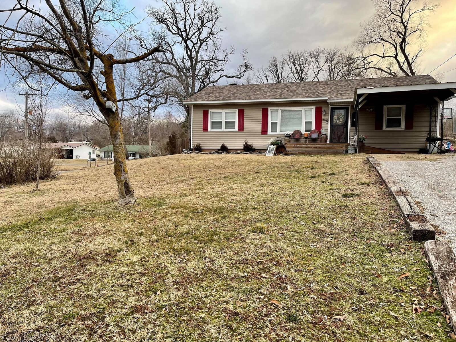 Updated home for sale in Ava Mo
