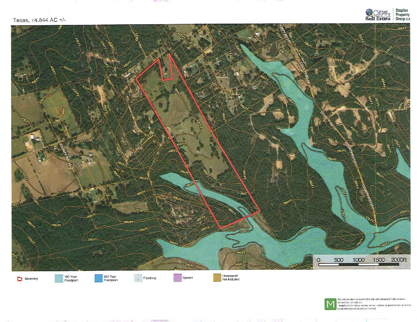 73 ACRES FOR SALE IN ELKHART TEXAS