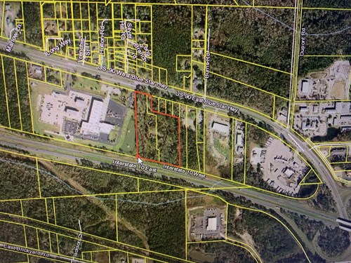 Large Commercial Lot