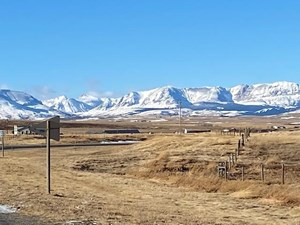 COMMERCIAL BUILDING SITE ON US HWY 89  BROWNING MT  5.7 AC