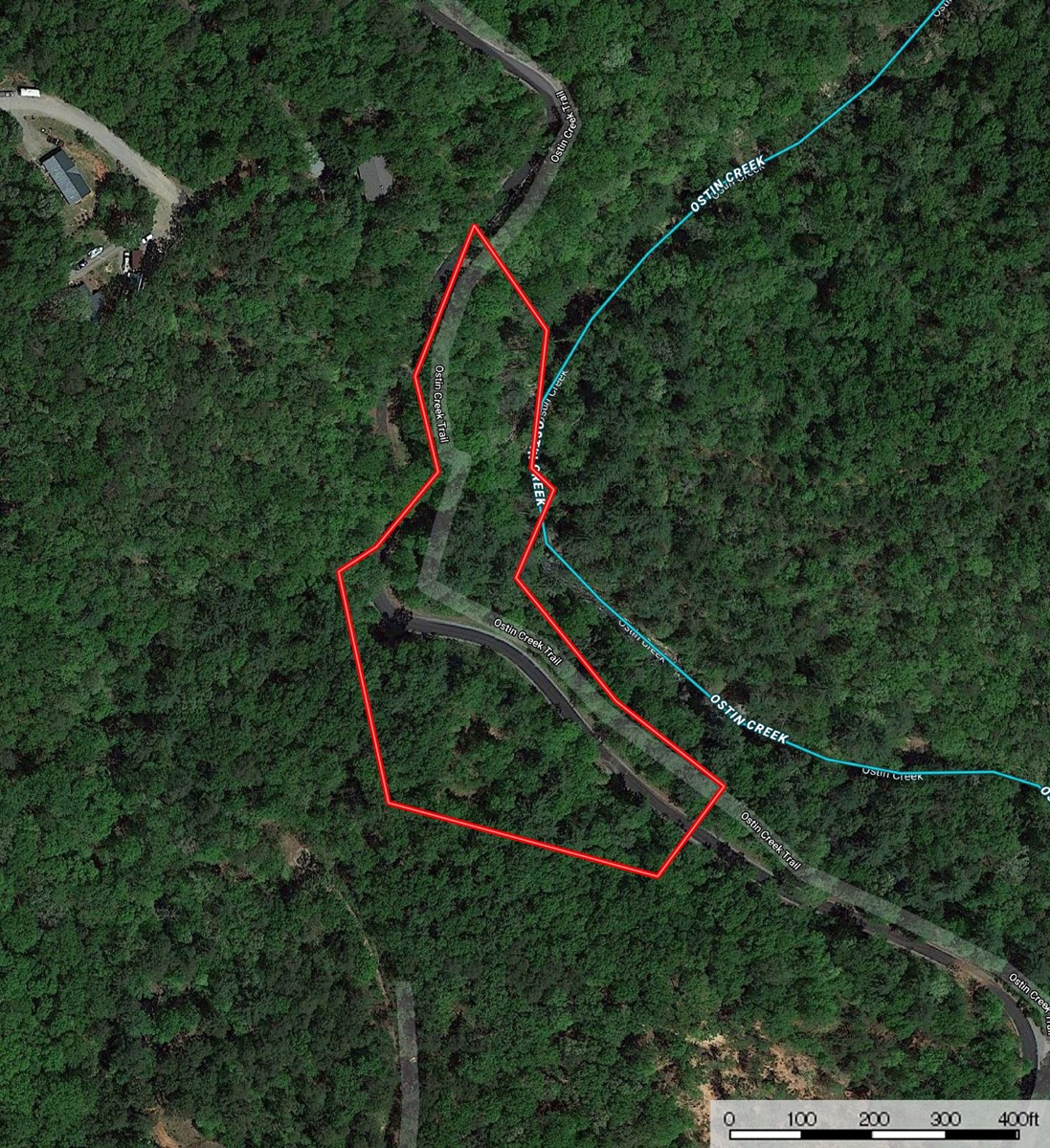 Large Lot with Mountain View For Sale