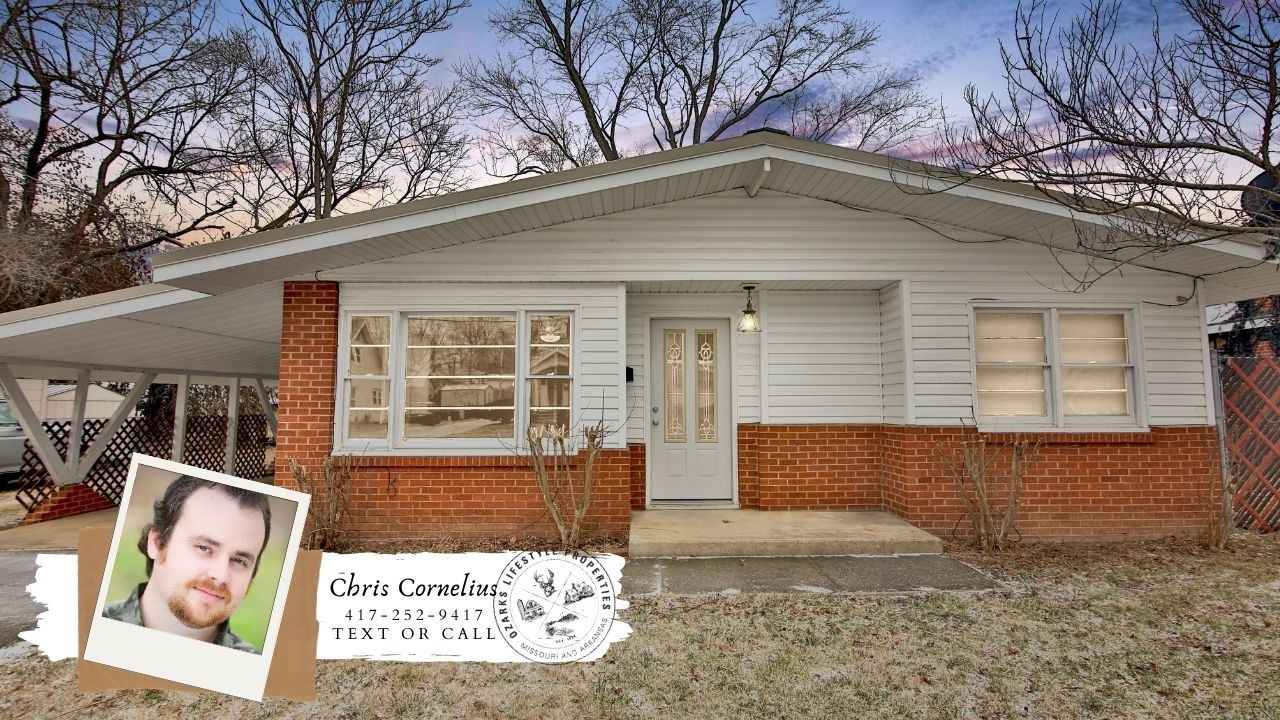 Town Home in West Plains, Missouri