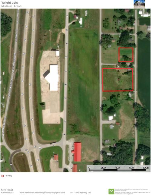 Northeast Missouri Build Site Near Conservation Land