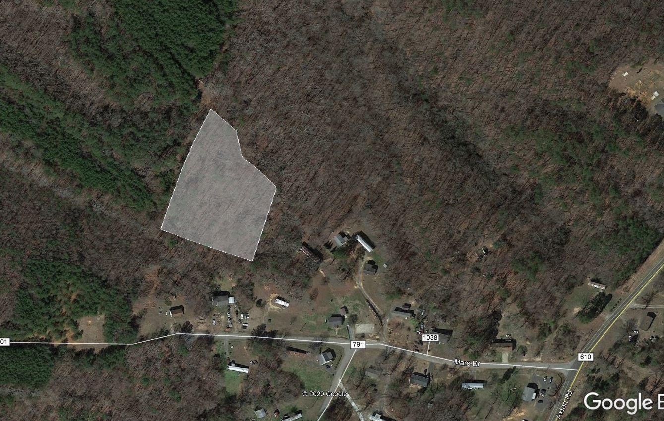 2+ acres in Henry County, VA