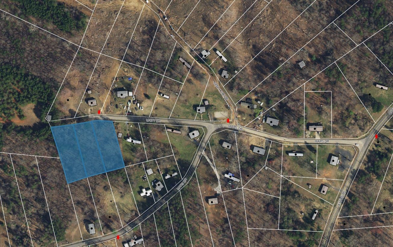 2+ acres in Henry County, VA: Close to NC Line
