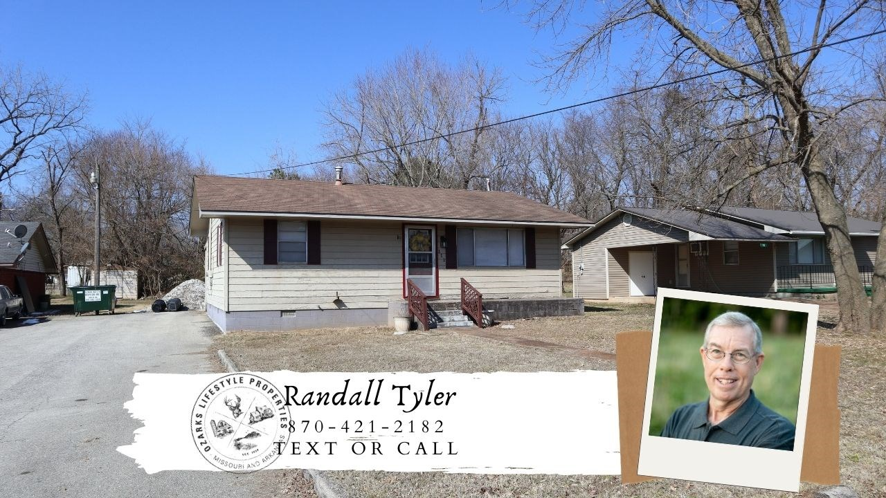 Investment and Income Property for Sale in Salem AR