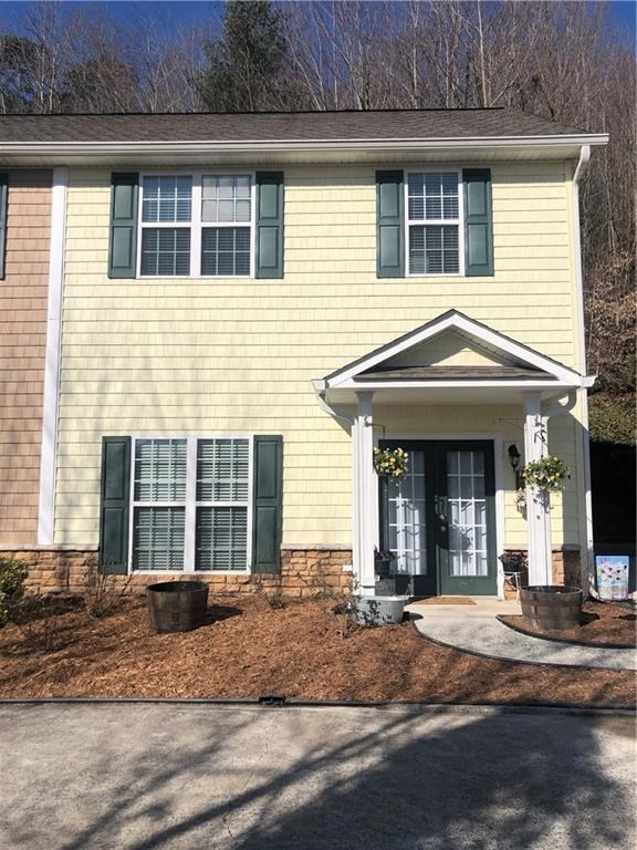 Townhome for Sale in Ellijay!