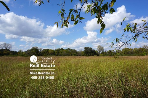 Central Oklahoma Land for Sale