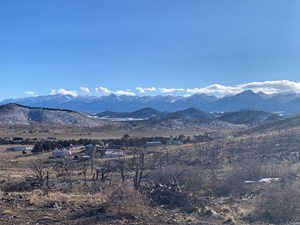 7.8 ACRE LOT WITH BREATHTAKING VIEWS OF THE MOUNTAINS
