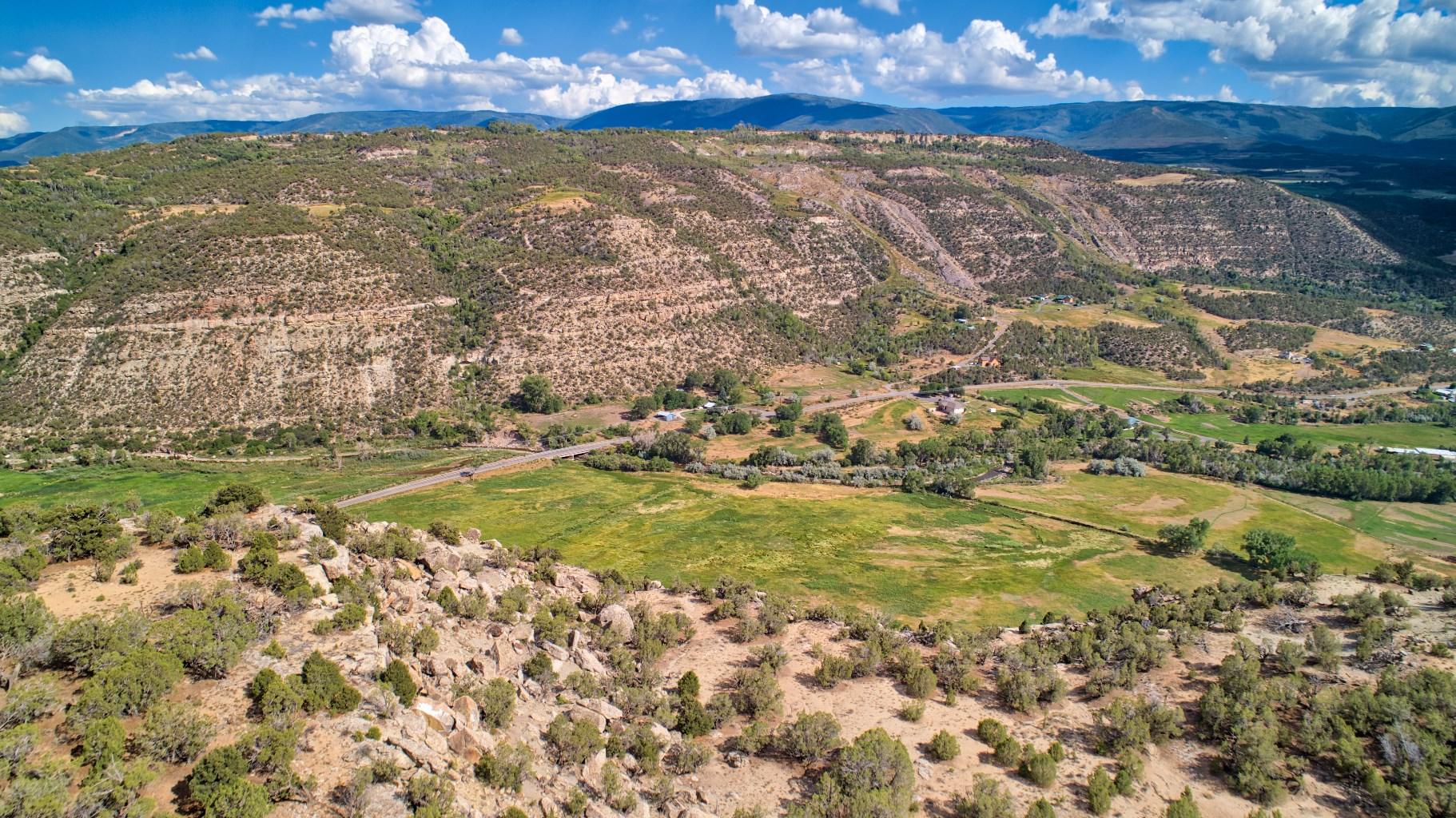 Affordable 40 acres of recreation in SW Colorado.