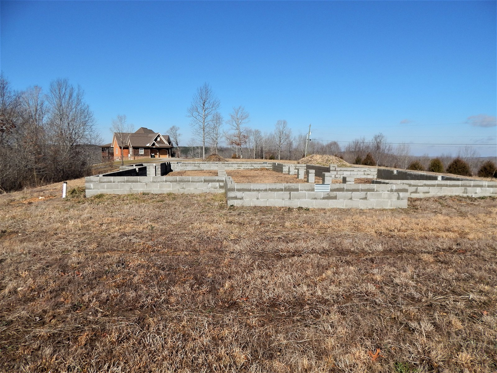 4 Acre Southern Tennessee Homesite For Sale!