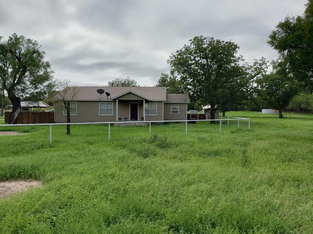 Country Home for sale Near San Angelo, TX