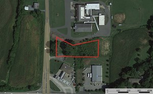 COMMERCIAL LOT FOR SALE IN MONROE, NC
