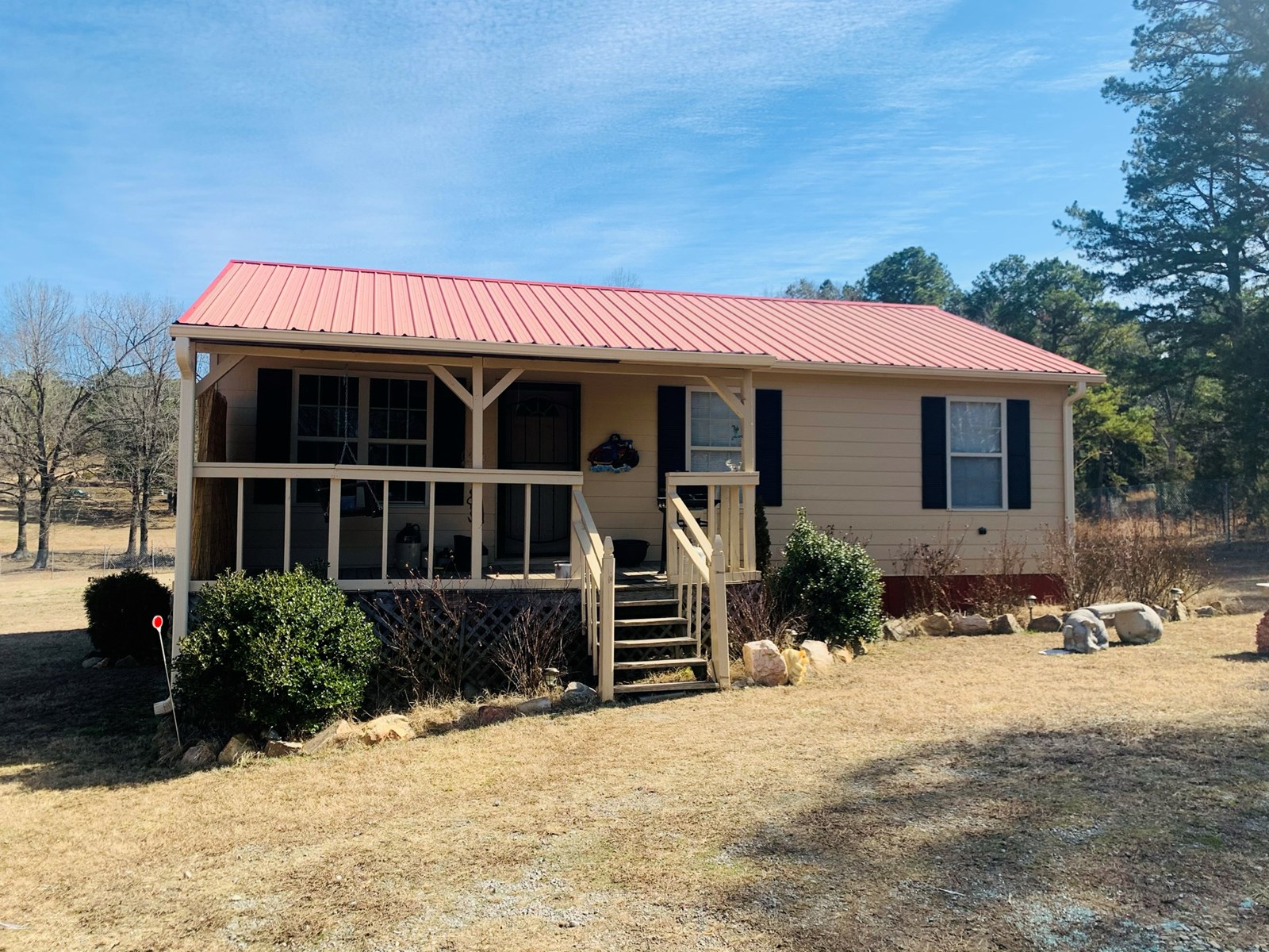 HOME FOR SALE IN OXFORD, ARKANSAS