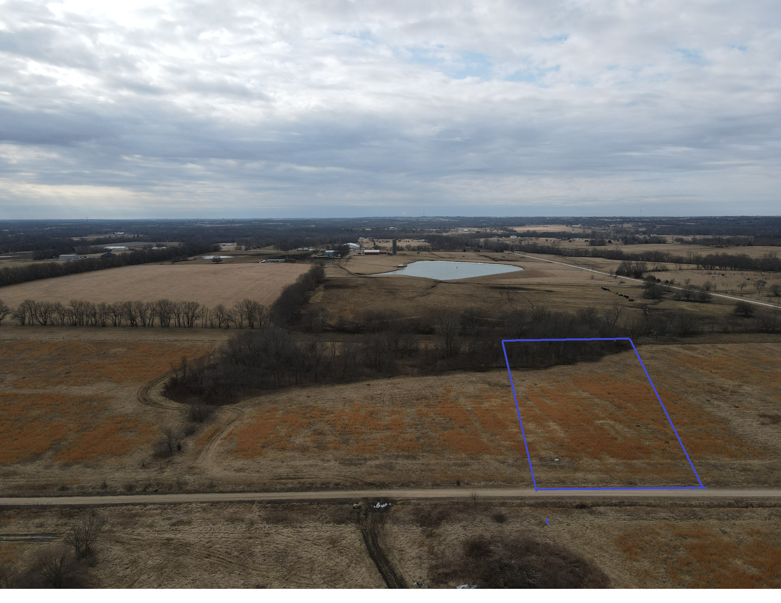 Land for sale Cass County Missouri