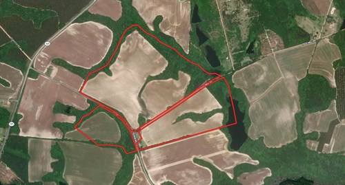 Farmland and Acreage for Sale in Jenkins County, GA