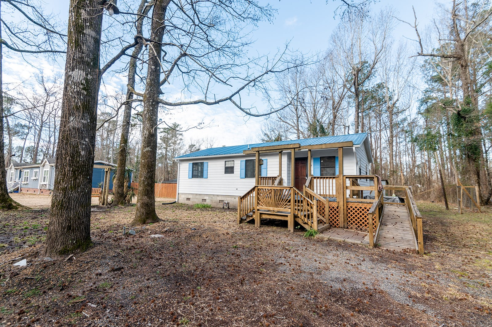 Water Access Home for Sale in Perquimans County