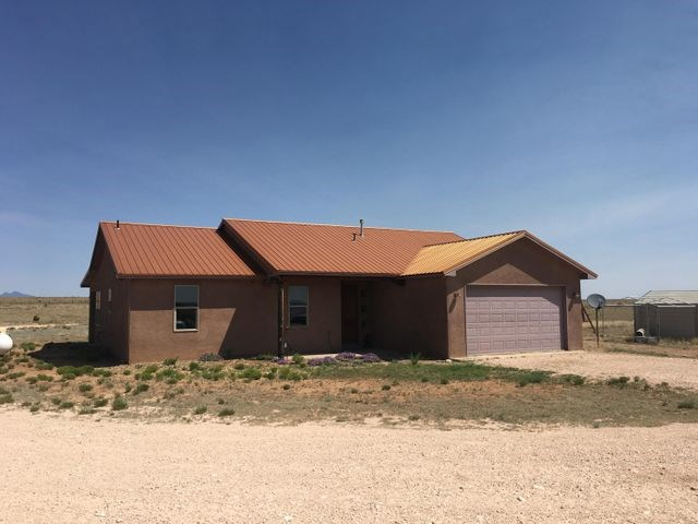 Country home with acreage for sale in central NM