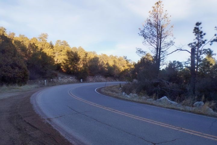 Edgewood, NM Residential 2.734 Acre Wooded Lot