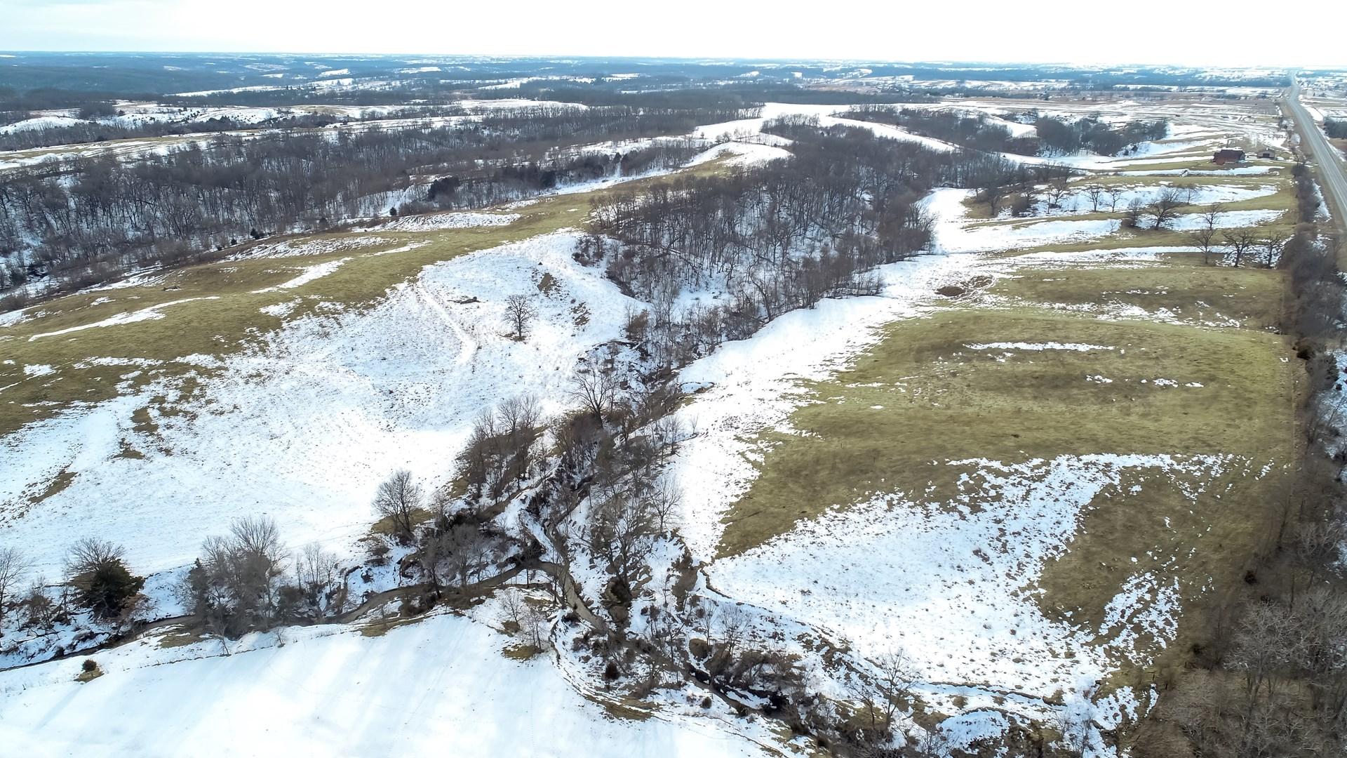 Iowa Pasture & Recreational Farm For Sale