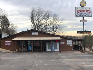 TURN-KEY RESTAURANT, BAR & GRILL AND PACKAGE LIQUOR STORE