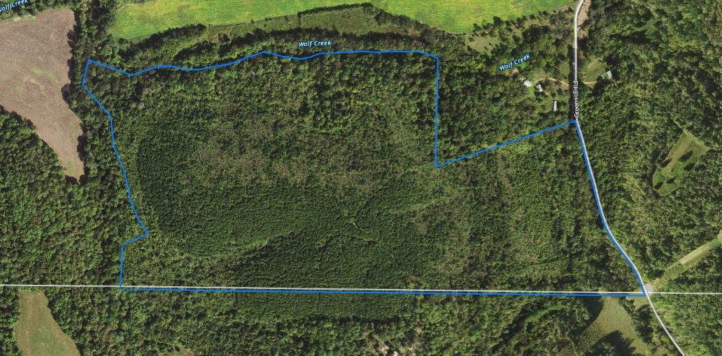 103 acres for sale in southern Tennessee