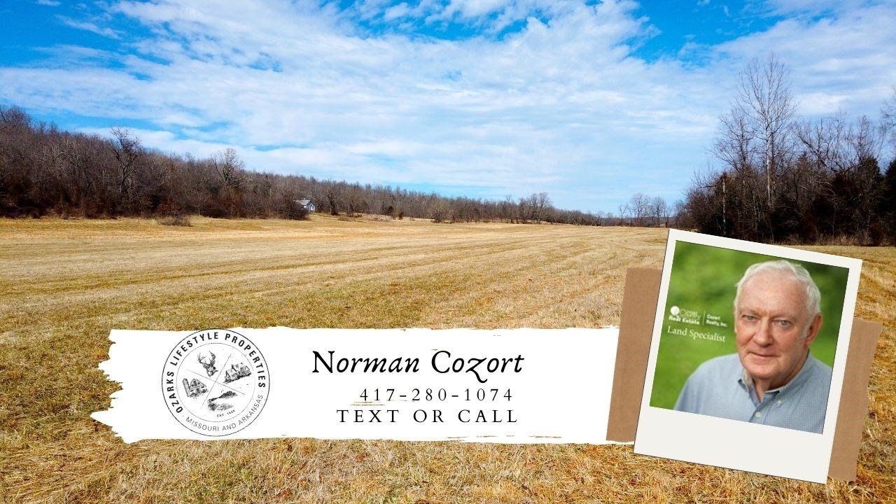 Secluded Farm/Acreage for Sale in Mammoth Springs, Arkansas