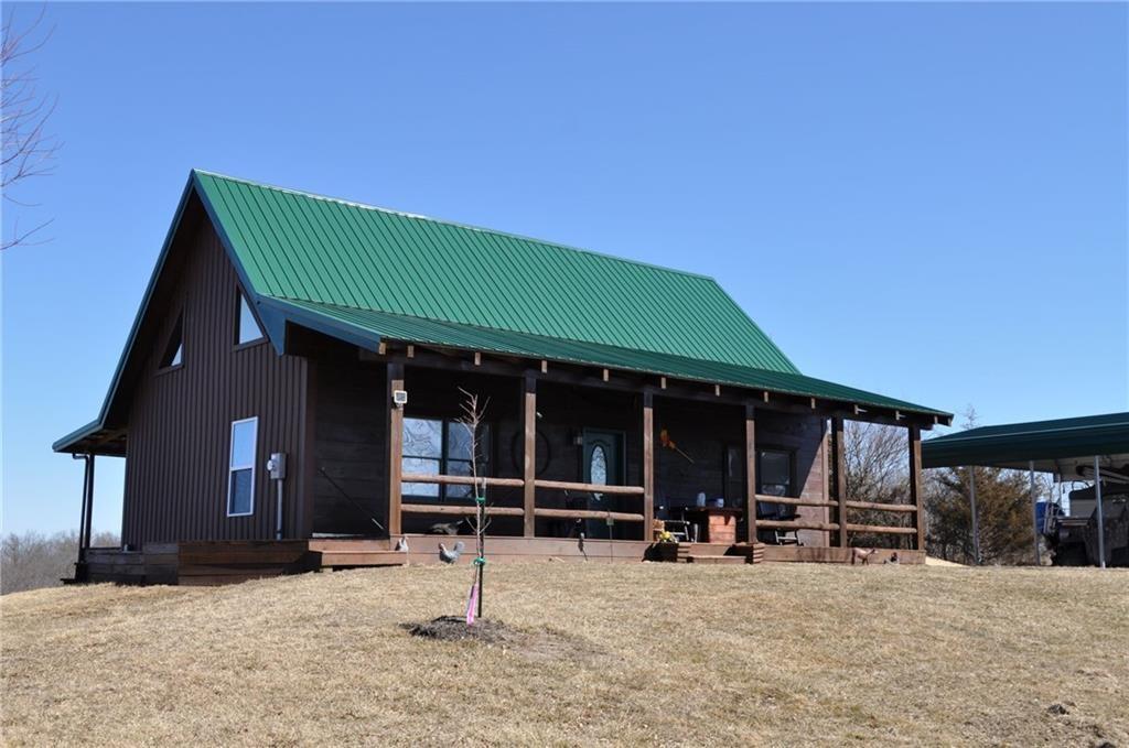 Amazing Opportunity! Home on Acreage-Stocked Ponds & Pasture