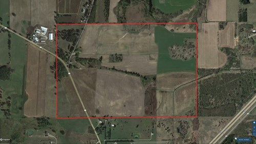 241 Acre parcel in Portage WI Development Property for Sale
