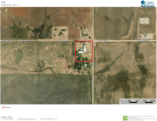 Commercial Property/ Elk Lodge For Sale in Blackwell, OK