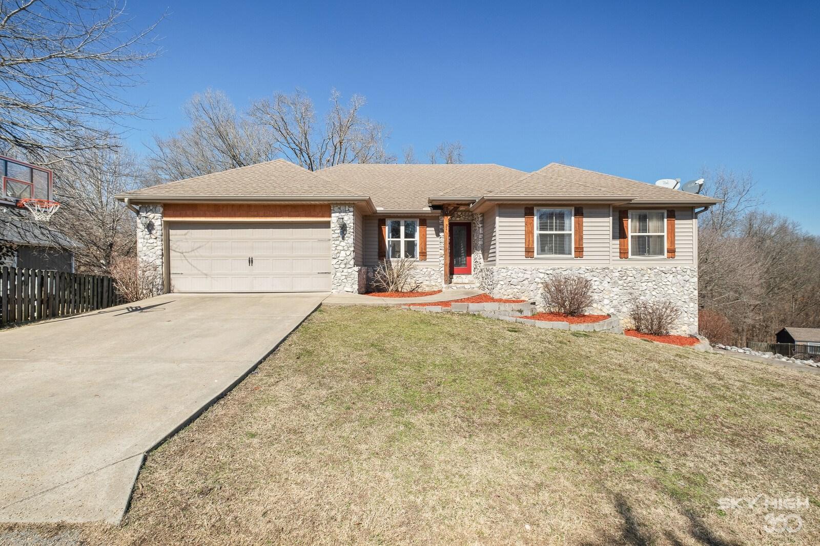 Updated Bella Vista Home for Sale Near Back 40 Trail