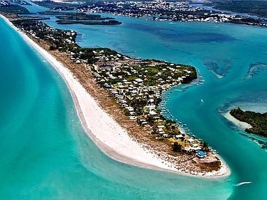 Coastal Barrier Private Island Income Producing Home