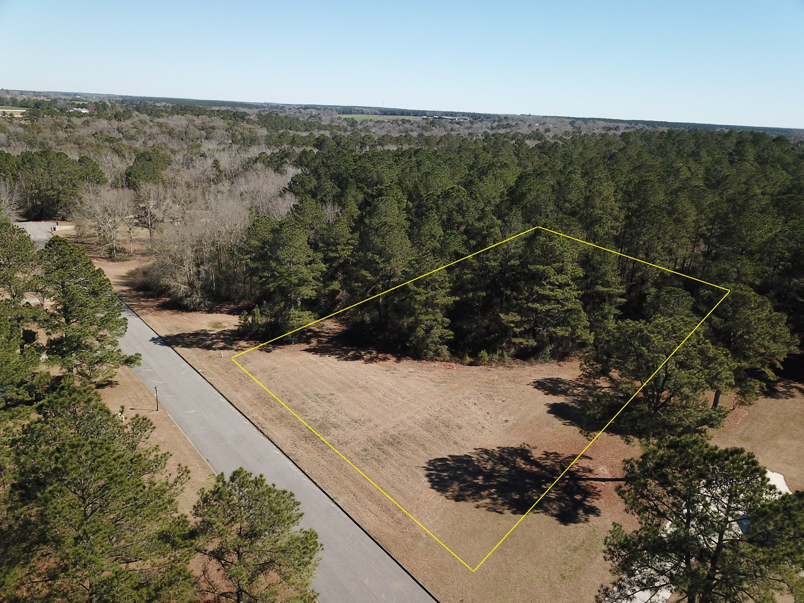 1.25 Acres Riverchase Road, Hartford, Alabama  36344